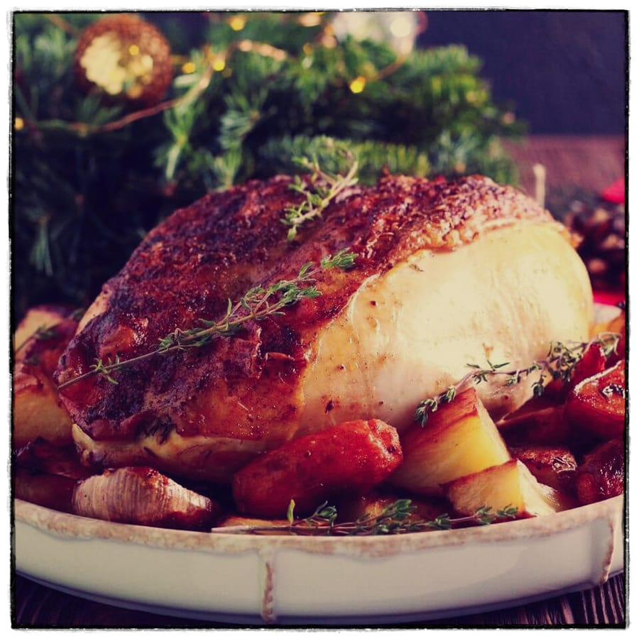 The Wolseley Christmas day feast