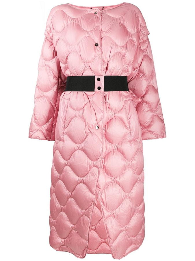 Puffer coats: The covetable and cosy duvet coats to invest in this winter Dorothee Schumacher HighTech puffer coat 675 FAR