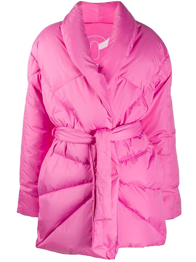Puffer coats: The covetable and cosy duvet coats to invest in this winter Khrisjoy oversized puffer coat 671 FAR