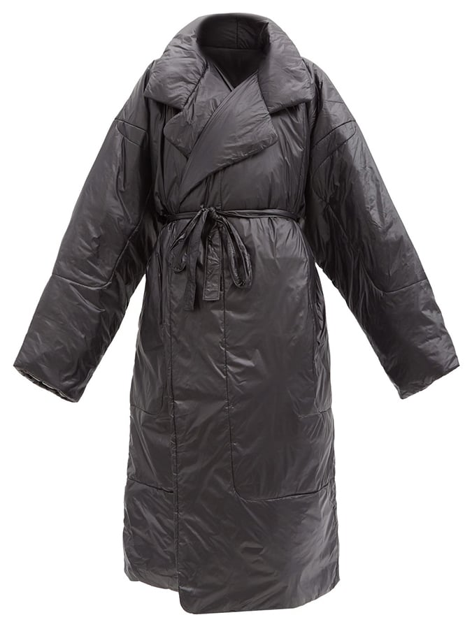 Puffer coats: The covetable and cosy duvet coats to invest in this winter NORMA KAMALI Boyfriend Sleeping Bag oversized padded coat 940 MATCHES