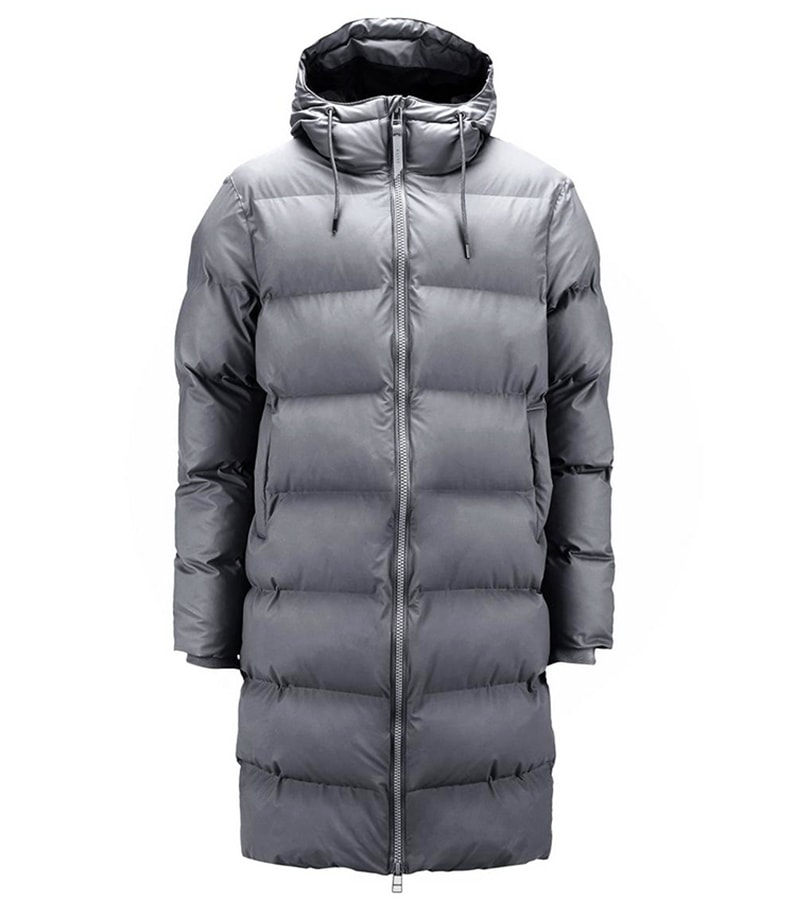 Puffer coats: The covetable and cosy duvet coats to invest in this winter RAINS Long Water Resistant Thermal Puffer Jacket 375 LIBERTY