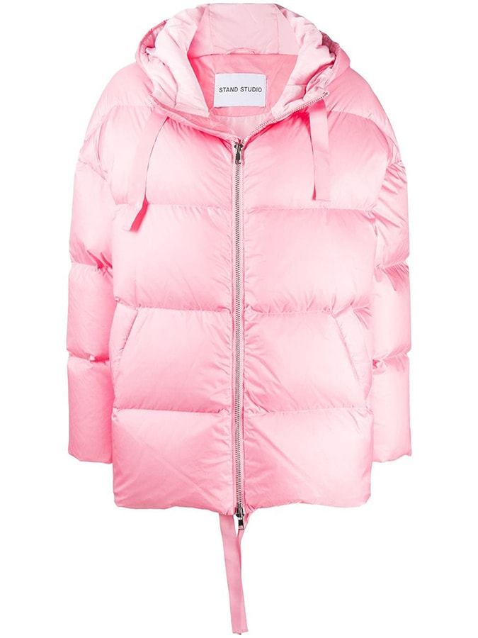 Puffer coats: The covetable and cosy duvet coats to invest in this winter STAND STUDIO oversized padded puffer coat 703 FAR