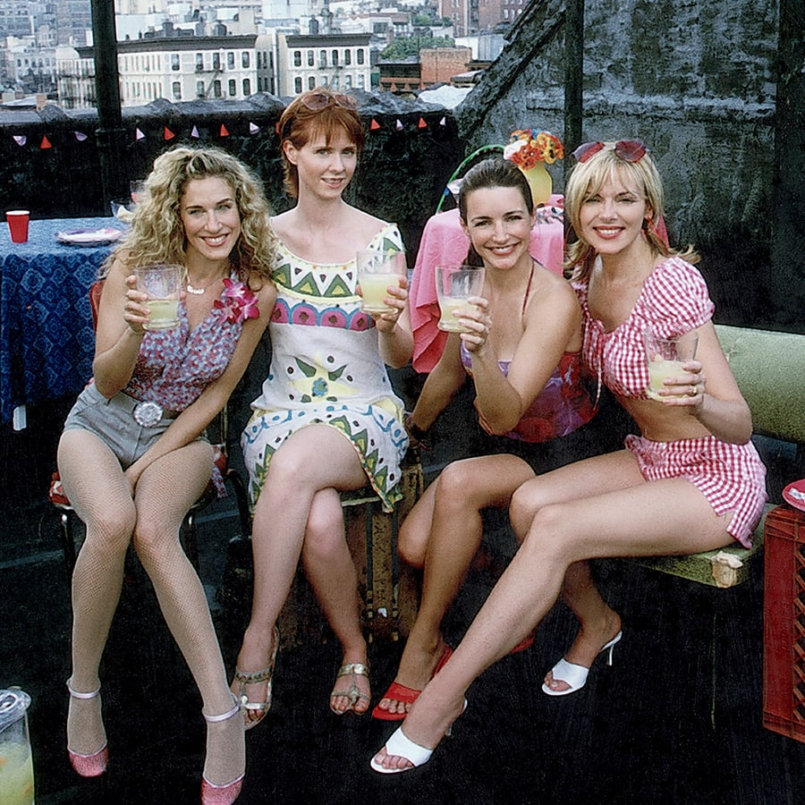 And Just Like That: The new Sex and the City TV show and Carrie Bradshaw's most iconic fashion looks