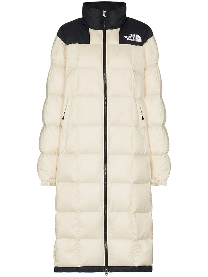 Puffer coats: The covetable and cosy duvet coats to invest in this winter The North Face Lhotse long puffer coat 400 FAR