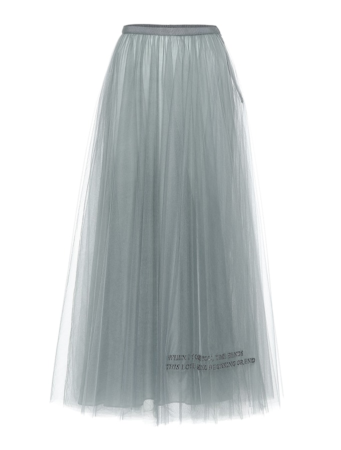 <em>Sex And The City</em> returns: We chart Carrie Bradshaw's most iconic fashion looks to buy now VALENTINO Exclusive to Mytheresa – Valentino tulle midi skirt 2798 1678 MY THERES