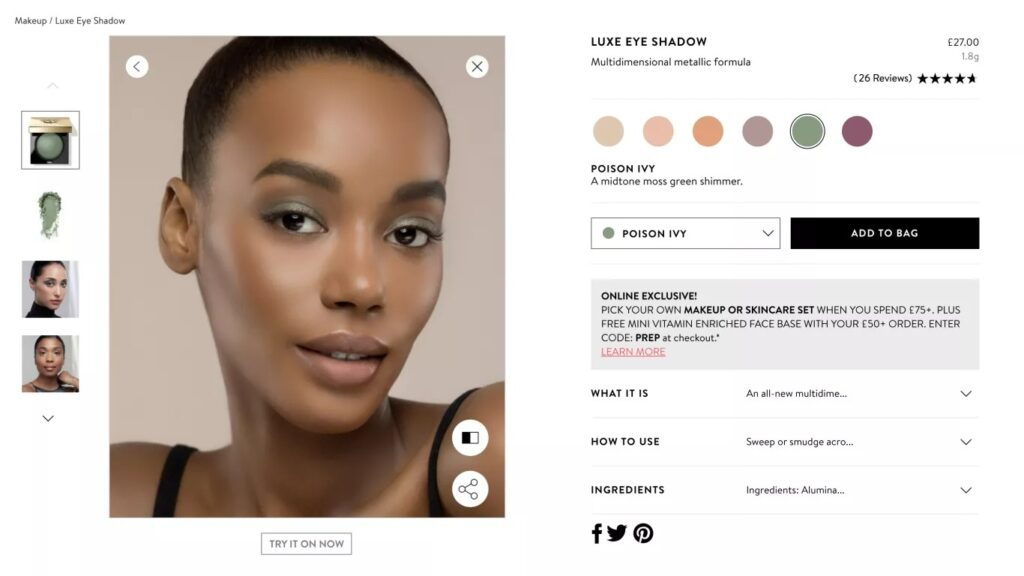 The best beauty apps and virtual try-on makeover tools to use at-home