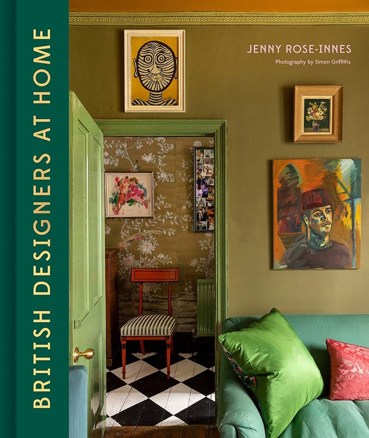 British Designers At Home by Jenny Rose Innes