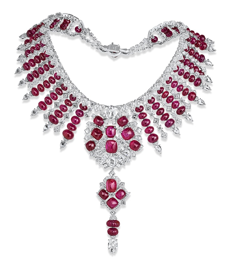 The stand-out high jewellery collections at Paris Couture Week Spring-Summer 2021