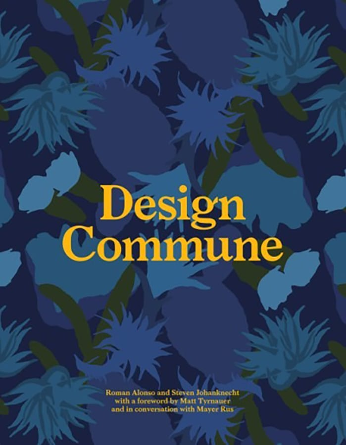 Design Commune by Roman Alonso and Steven Johanknecht
