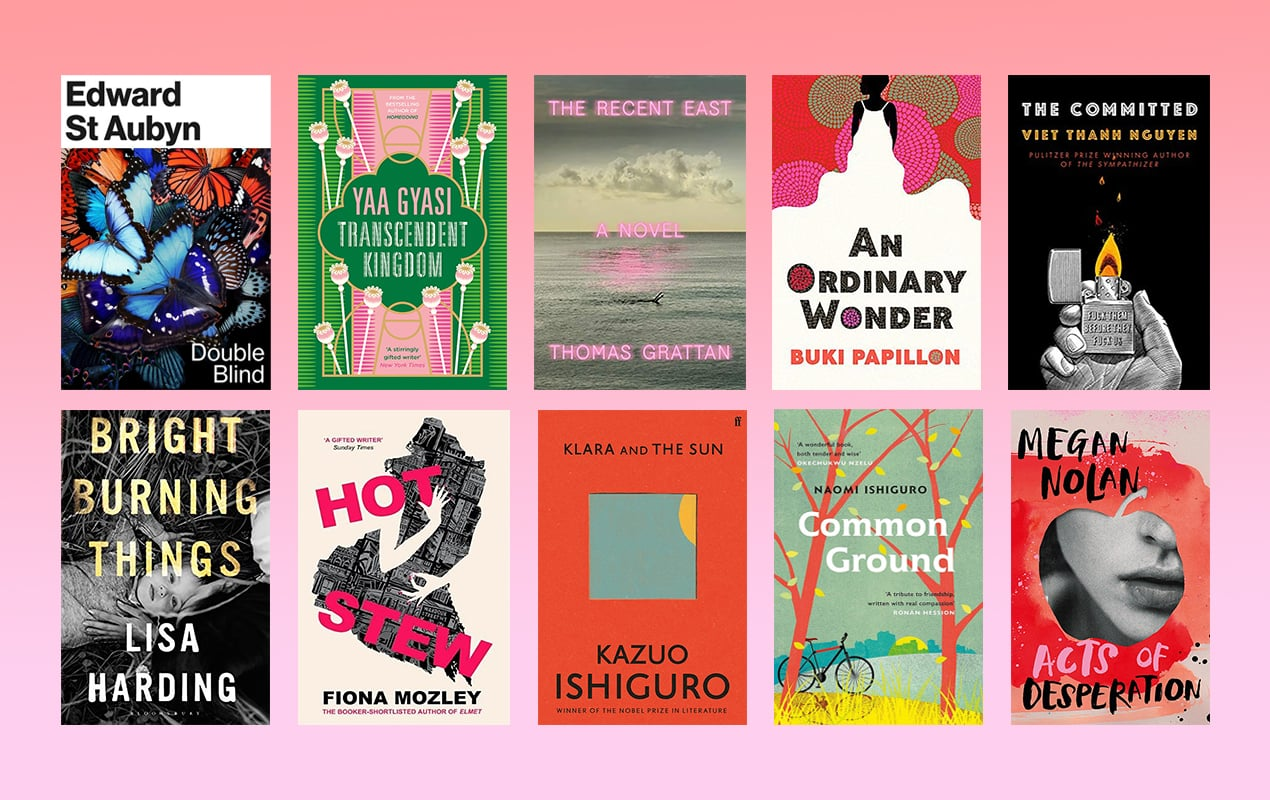 12 of the most highly anticipated new fiction books to read this March