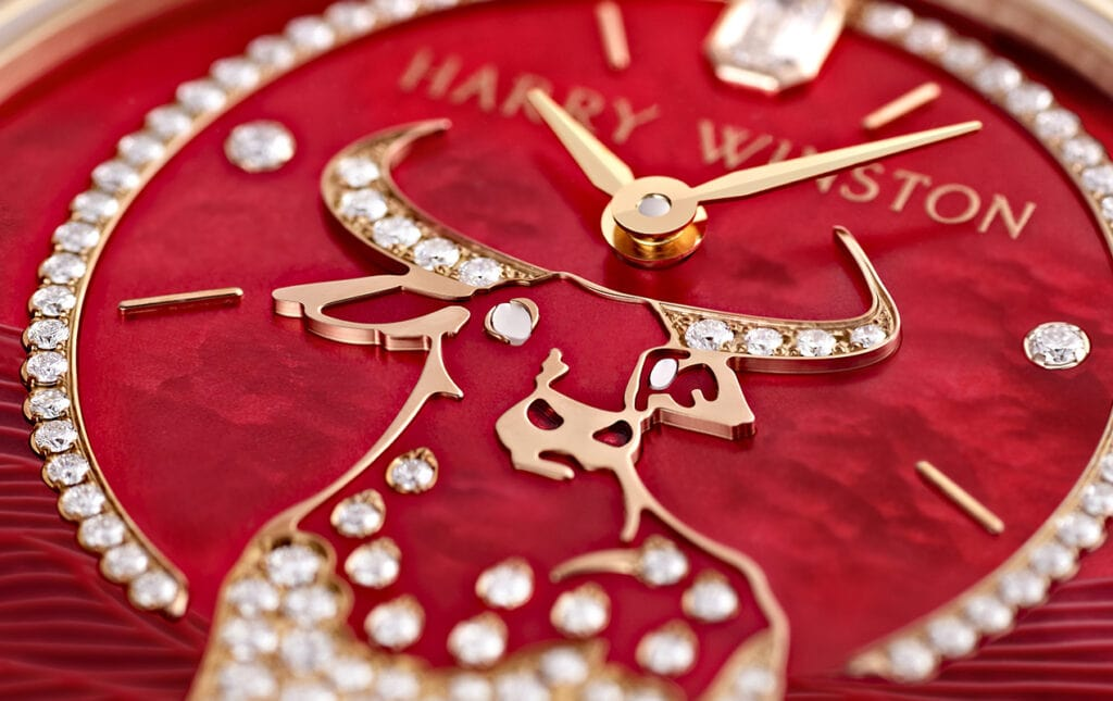 Celebrate Lunar New Year with the most covetable Year of the Ox fashion collections Harry Winston PRNAHM36