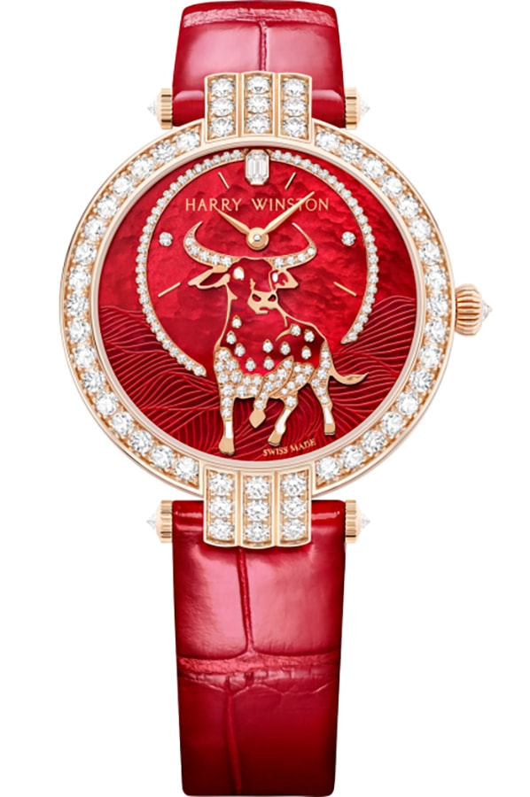 Harry Winston Premier Chinese New Year Ox