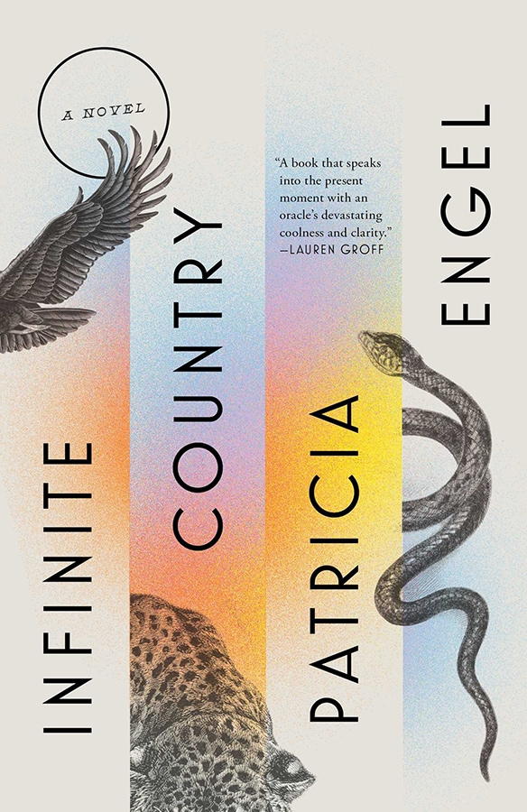 The 13 most captivating new fiction books out this February Infinite Country by Patricia Engel