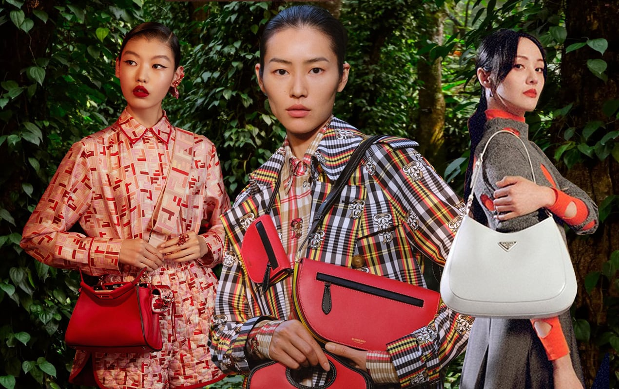 Celebrate Lunar New Year with the most covetable Year of the Ox fashion collections