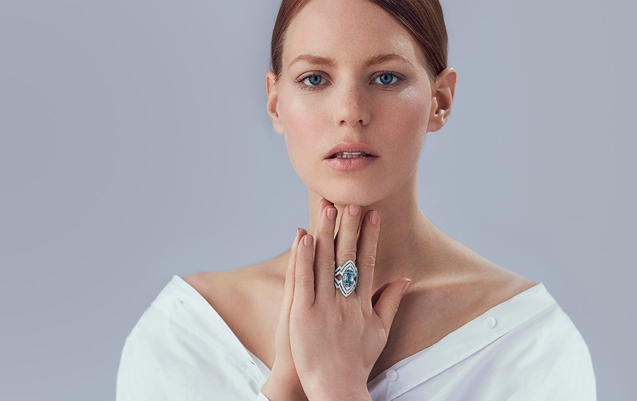 March birthstone: The most dazzling aquamarine jewellery to dive into