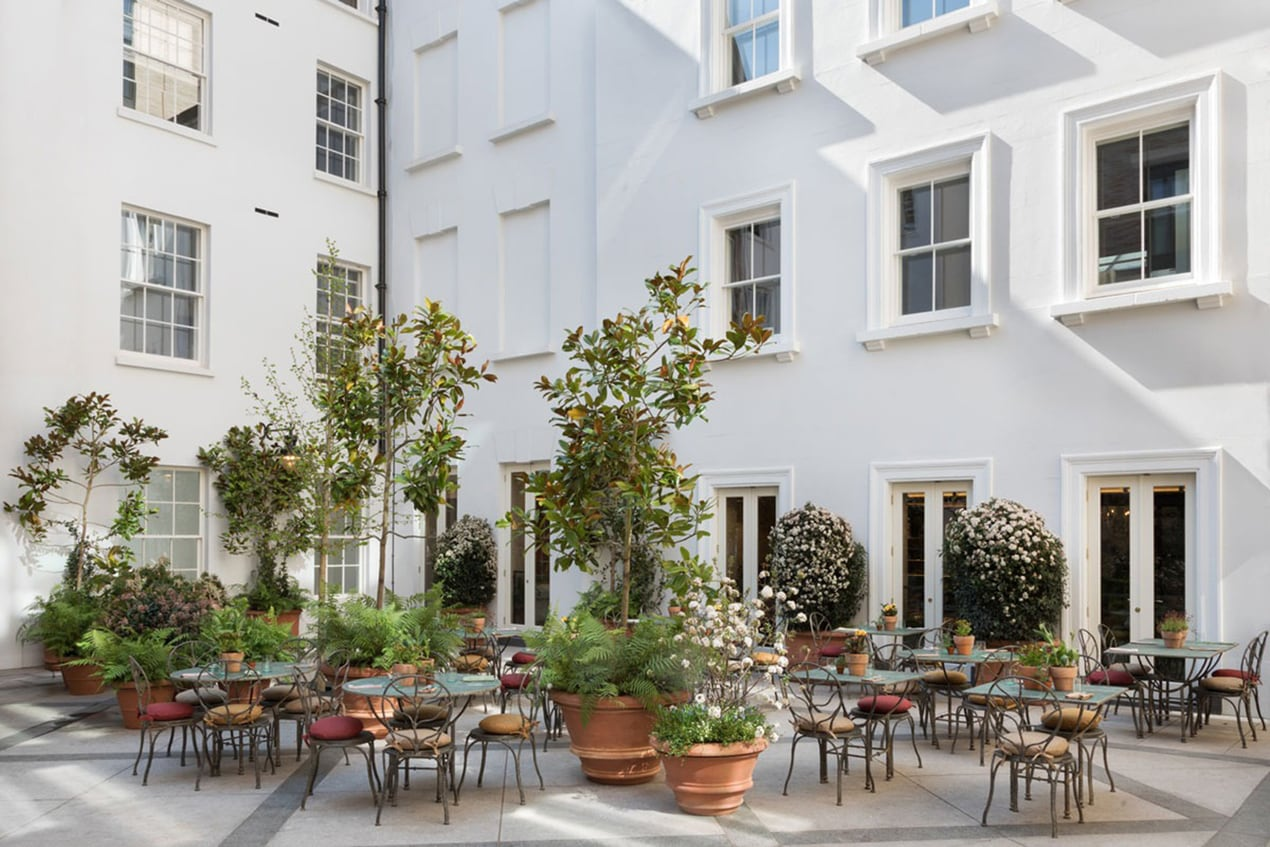 London's 17 best outdoor restaurants and terraces to book now for April