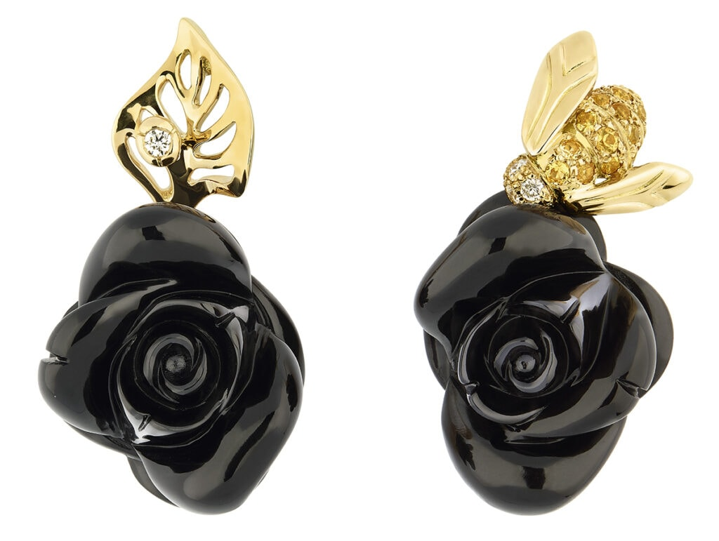 Golden Globes 2021: The stand-out jewellery on the virtual red carpet 3 JROC95028