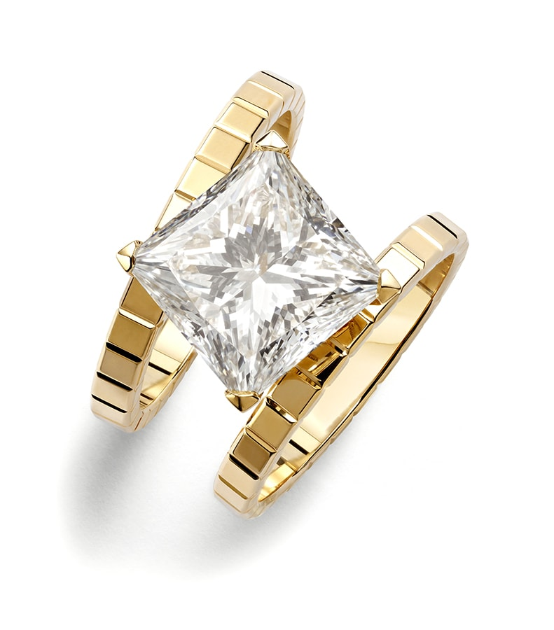 Golden Globes 2021: The stand-out jewellery on the virtual red carpet 820163 0001 Ice Cube High Jewellery ring