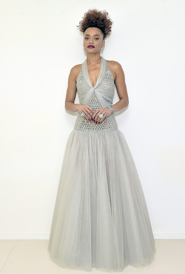 Golden Globes 2021: The stand-out jewellery on the virtual red carpet Andra day chanel golden globe awards 228212
