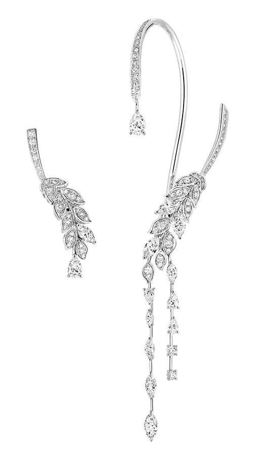 Golden Globes 2021: The stand-out jewellery on the virtual red carpet BO BRINS DE DIAMANT GM