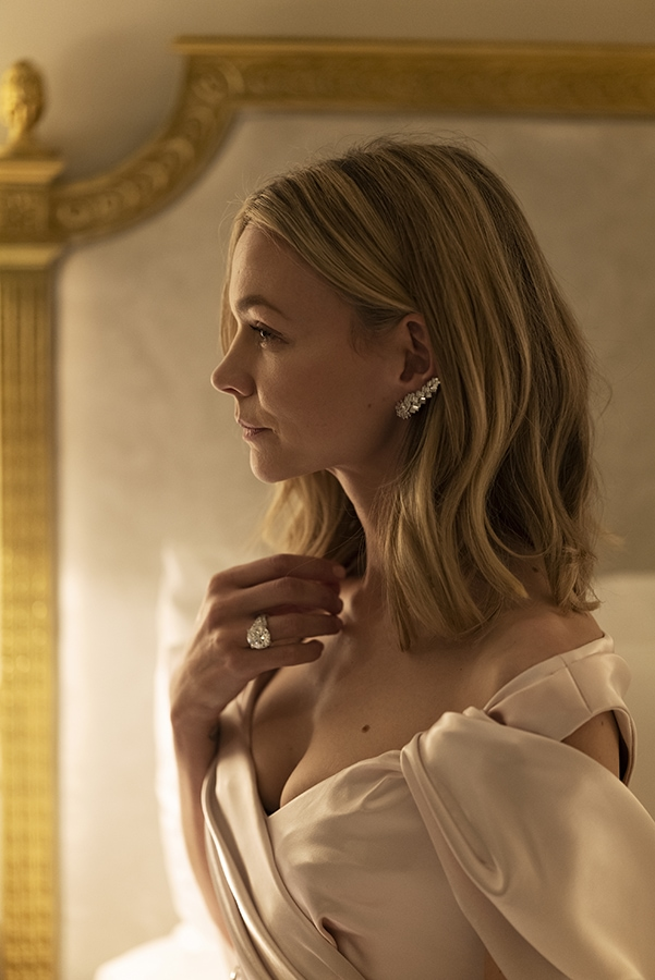 Golden Globes 2021: The stand-out jewellery on the virtual red carpet Carey Mulligan Globes Greg Williams