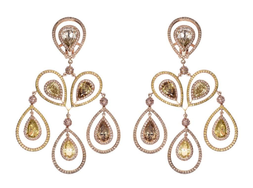 Haute Joaillerie Earrings 847257 5003