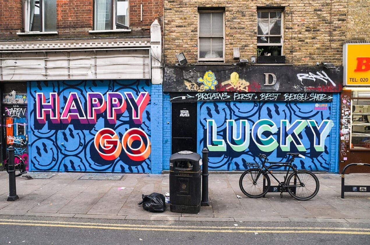 The most uplifting murals and street art to discover around London