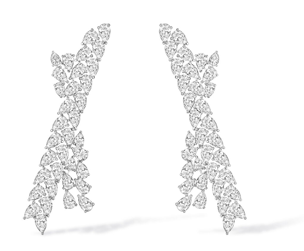 Golden Globes 2021: The stand-out jewellery on the virtual red carpet Messika Paris BO Love Knot 7108