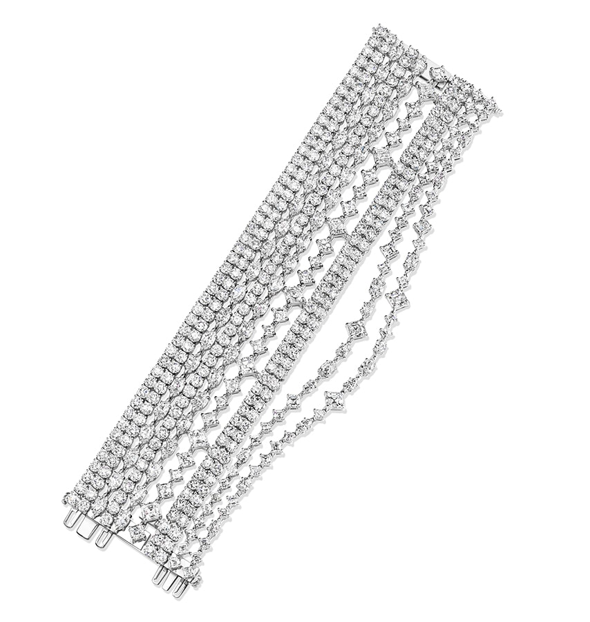 Golden Globes 2021: The stand-out jewellery on the virtual red carpet Secret Combination Bracelet 1
