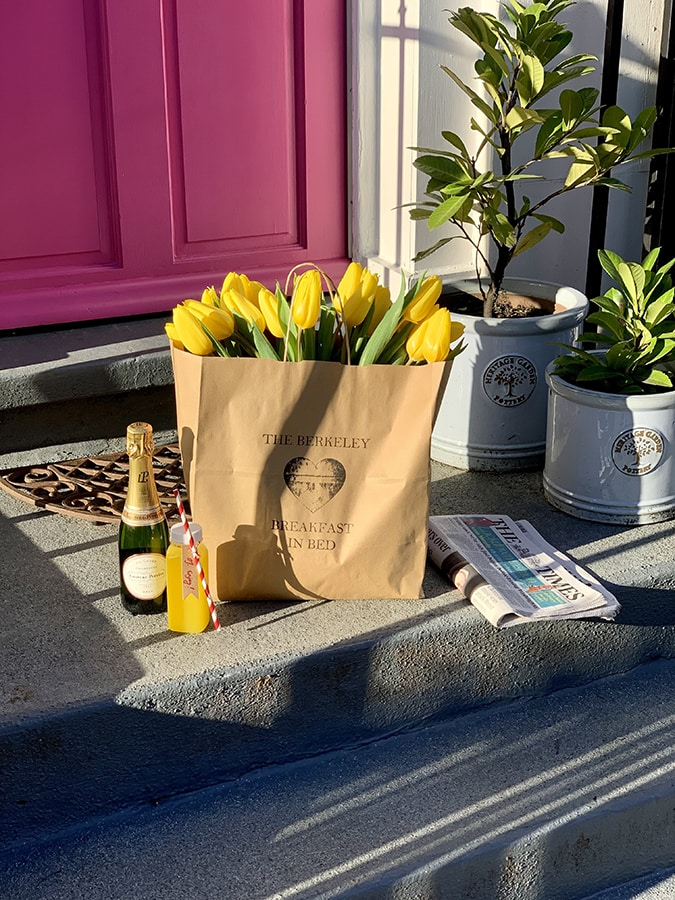 The most indulgent Mother's Day restaurant food kits to show you care this Sunday The Berkeley Mothers Day Breakfast in Bed