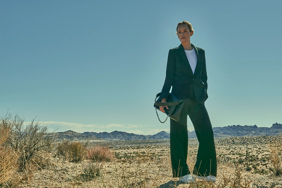 The most covetable new fashion collections launching this April Amber Valletta © Mary Rozzi BTS 24