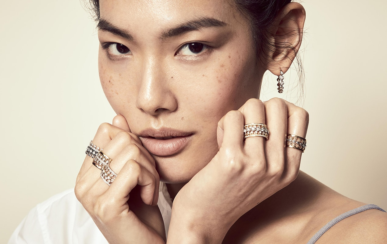 April birthstone: Exquisite diamond jewellery for spring birthdays