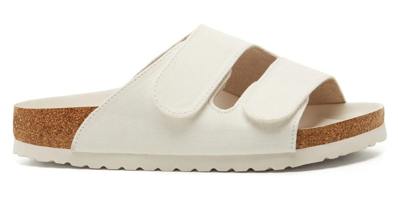 The most covetable new fashion collections launching this April Birkenstock x Toogood The Forager canvas sandals