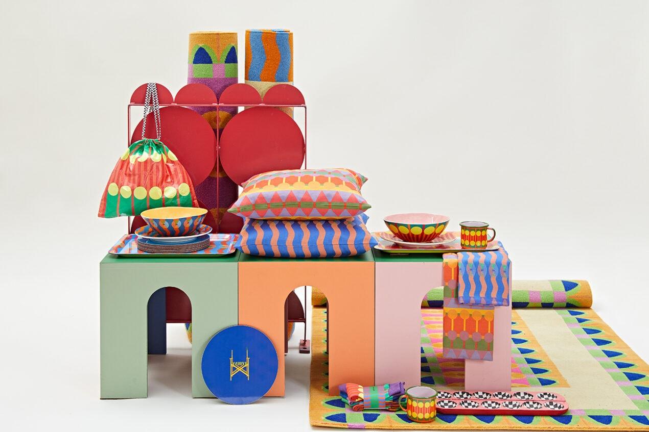 Yinka Ilori on London and His Joyful Homeware Collection