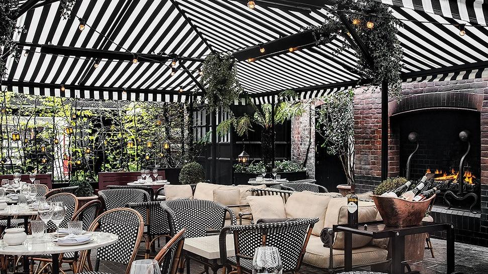 Anna Barnett's 6 Favourite Alfresco London Restaurants