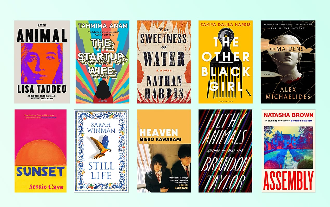 10 Best New Fiction Books To Read This June – Summer 2021