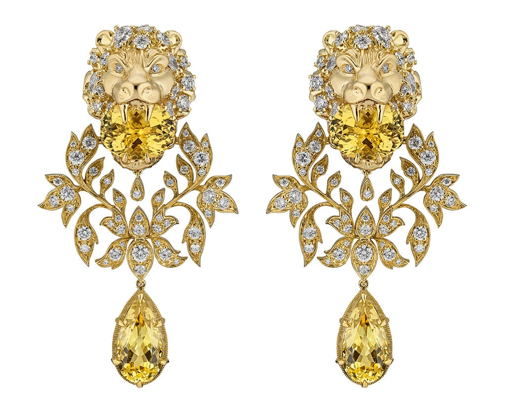 Gucci's Hortus Deliciarum High Jewellery Collection 2021