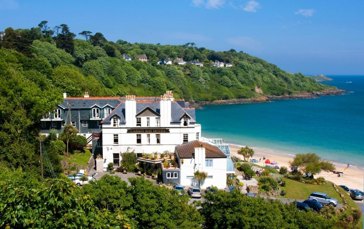 The Best Luxury Hotels in Cornwall For a Staycation in 2021