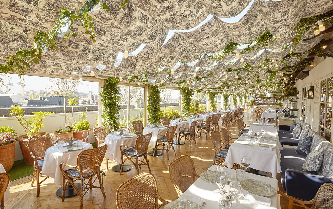 London's 26 best outdoor restaurants and terraces to book now