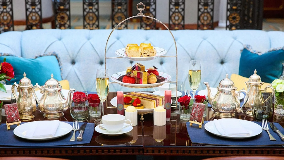 London's Best New Afternoon Tea's To Book This Summer 2021
