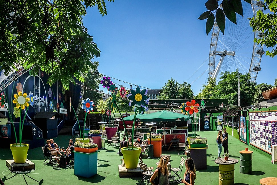 Things to do in London in July: 10 summer events and festivals not to miss Underbelly festival