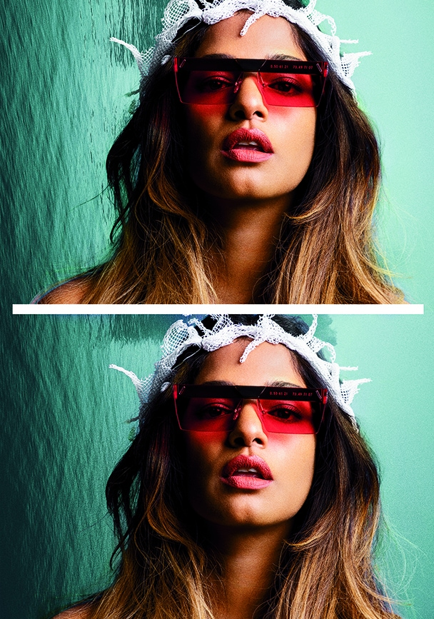 M.I.A Designs a Sustainable Sunglasses Collection for Parley