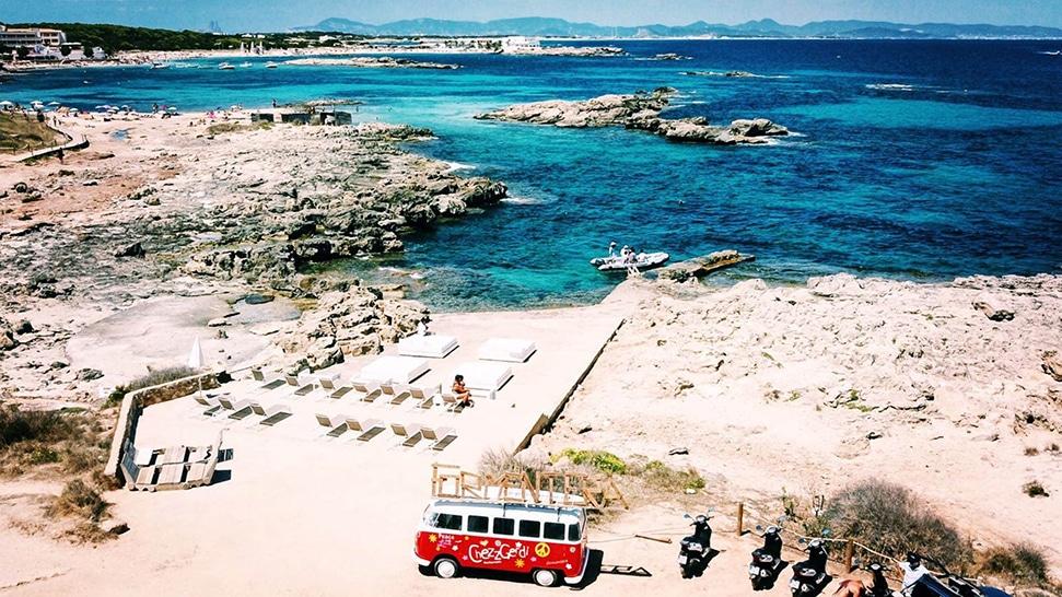 Annie's Ibiza: Fashion queen Annie Doble's favourite places to go in Ibiza Annies Ibiza Chezz Gerdi Formentera