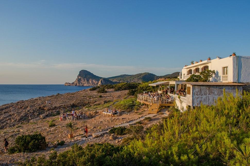 Annie's Ibiza: Fashion queen Annie Doble's favourite places to go in Ibiza Annies Ibiza Hostal La Torre
