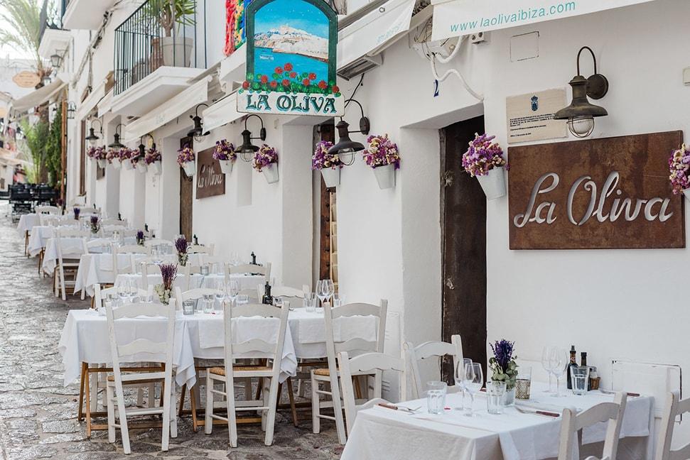 Annie's Ibiza: Fashion queen Annie Doble's favourite places to go in Ibiza Annies Ibiza La Oliva Ibiza
