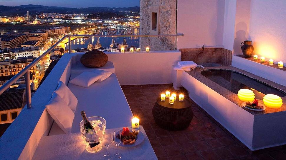 Annie's Ibiza: Fashion queen Annie Doble's favourite places to go in Ibiza Annies Ibiza La Torre del Canonigo