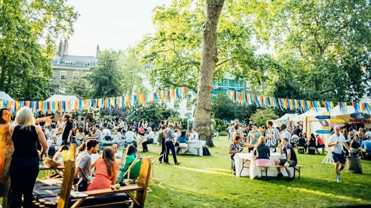 Things To Do in London in July 2021: Summer Events – Cocktails in the City