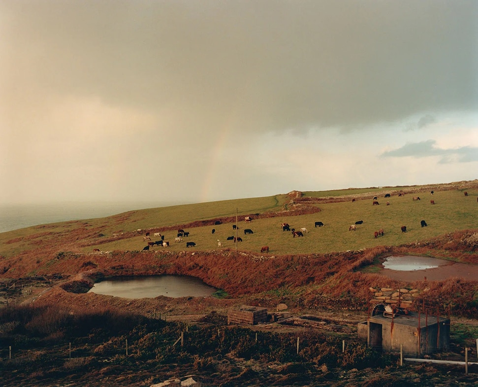 Photographer Jamie Hawkesworth's book on the British Isles