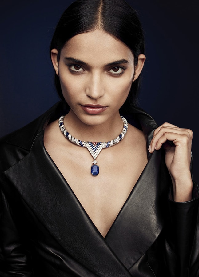 Louis Vuitton's <em>Bravery</em> high jewellery collection is a glittering tribute to the maison's founder Louis Vuitton Bravery 1