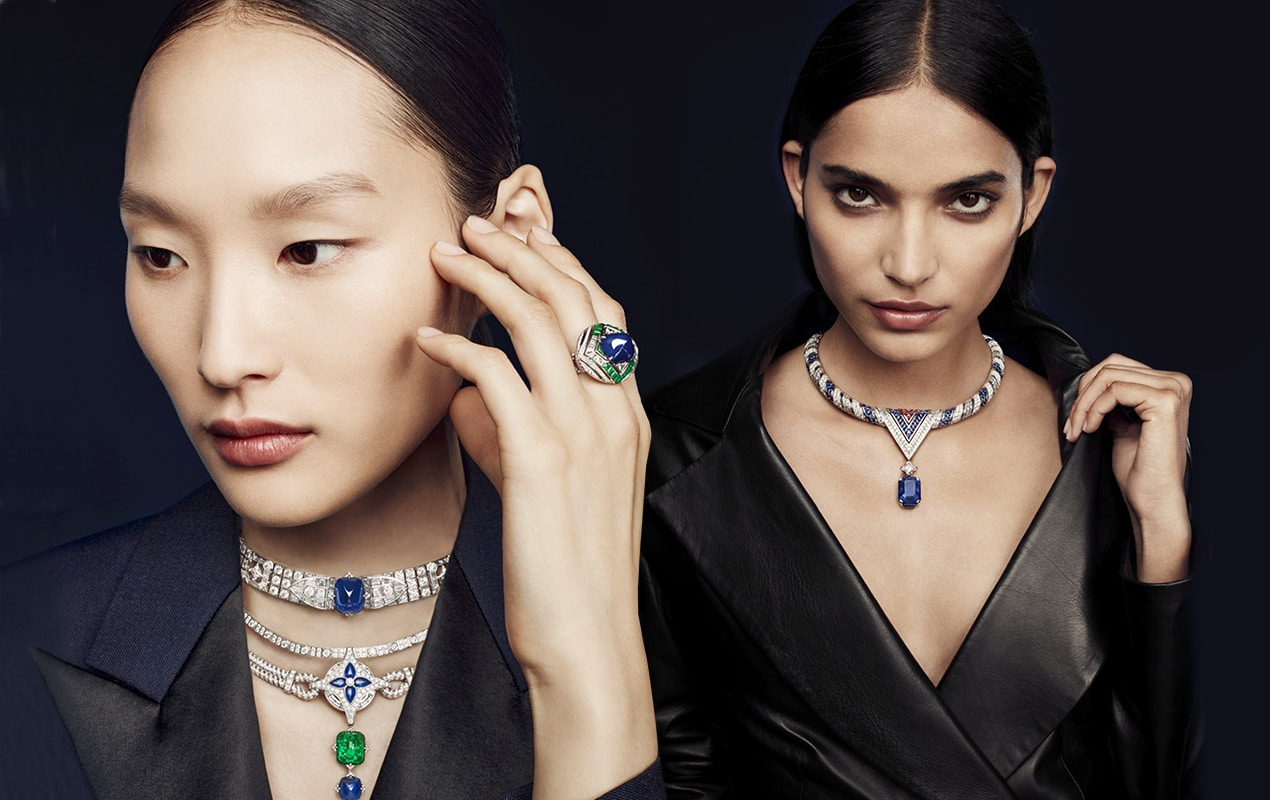 Nine sustainable jewellery and watch brands putting the green into gold Louis Vuitton Bravery 1270x800 1